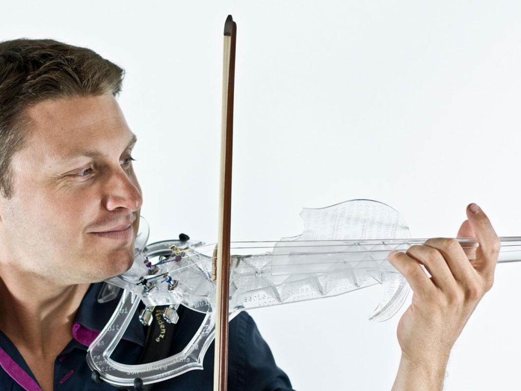 Insolite: Le premier œil bionique imprimé en 3D